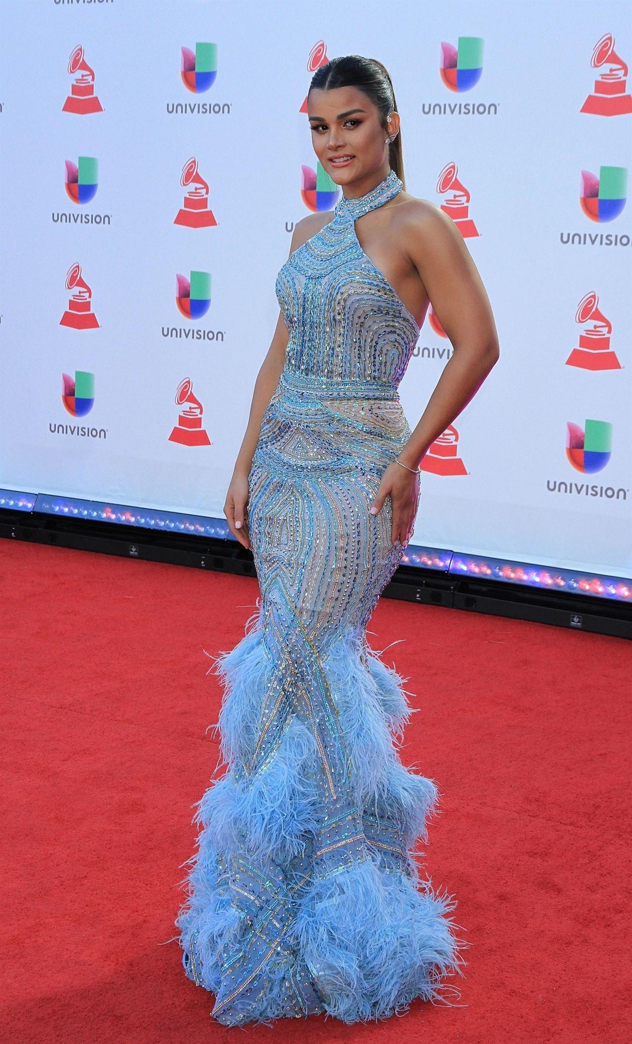 Grammys Red Carpet Latin