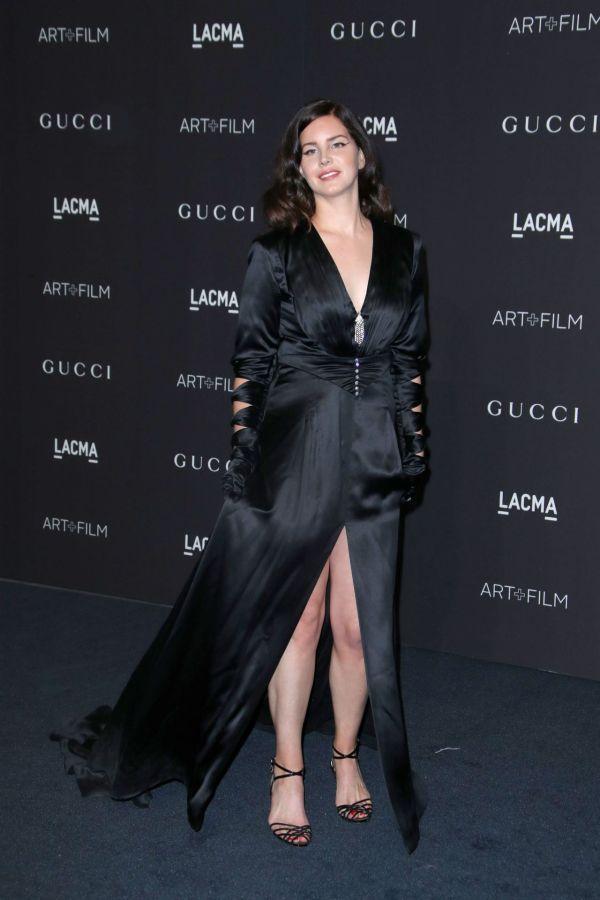 Lana Del Rey 2018 Lacma Art Film Gala