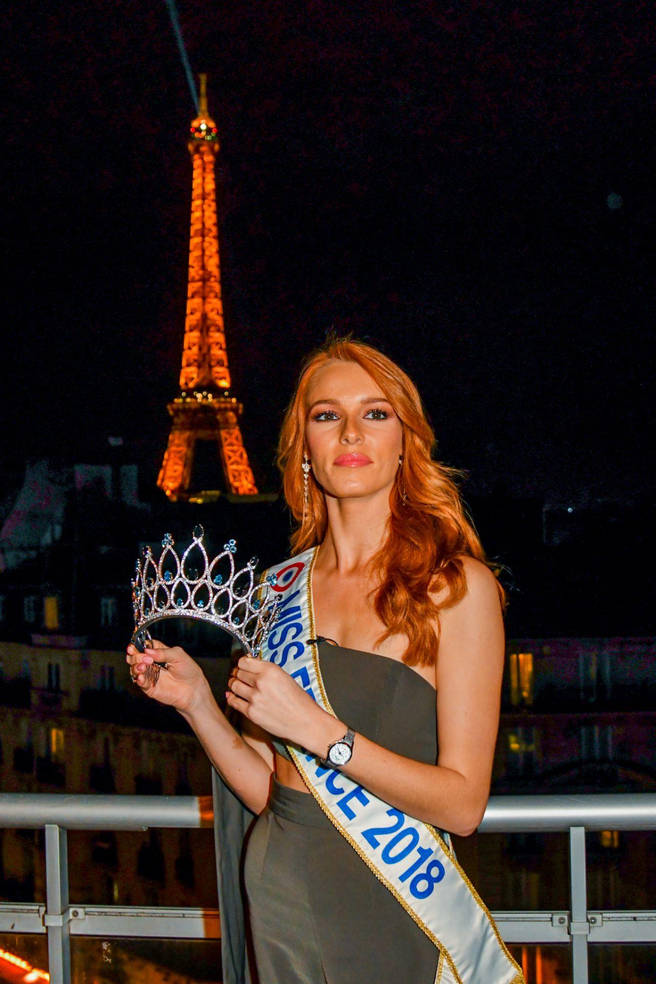 Maeva Coucke Miss France 2019 Julien DOrcel Crown