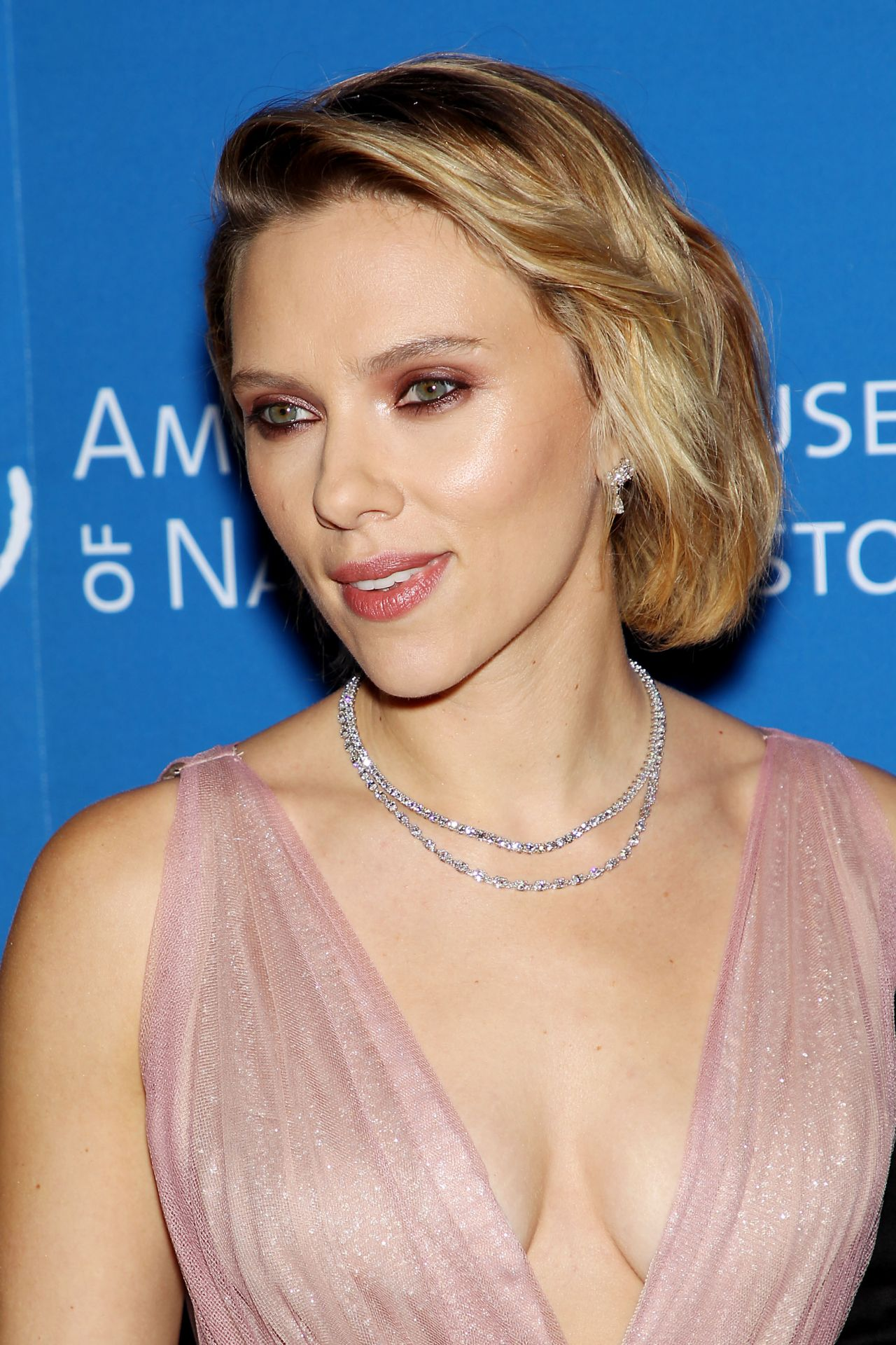 Scarlett Johansson  American Museum of Natural History Gala 2018