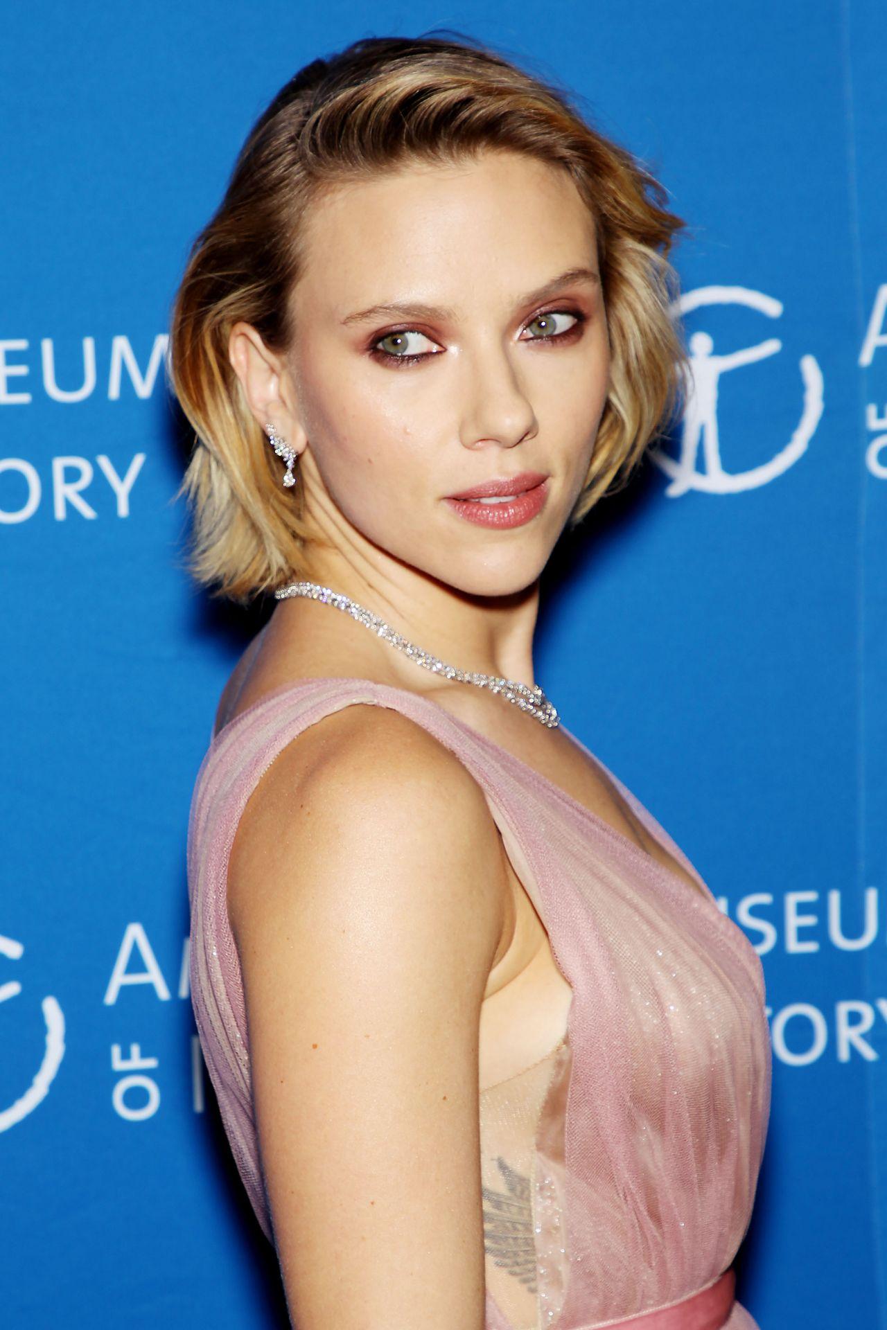 Scarlett Johansson  American Museum of Natural History Gala 2018