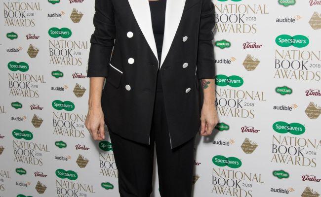 Zoe Ball 2018 Specsavers National Book Awards