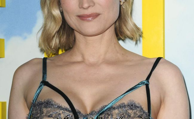 Diane Kruger Welcome To Marwen Premiere In La