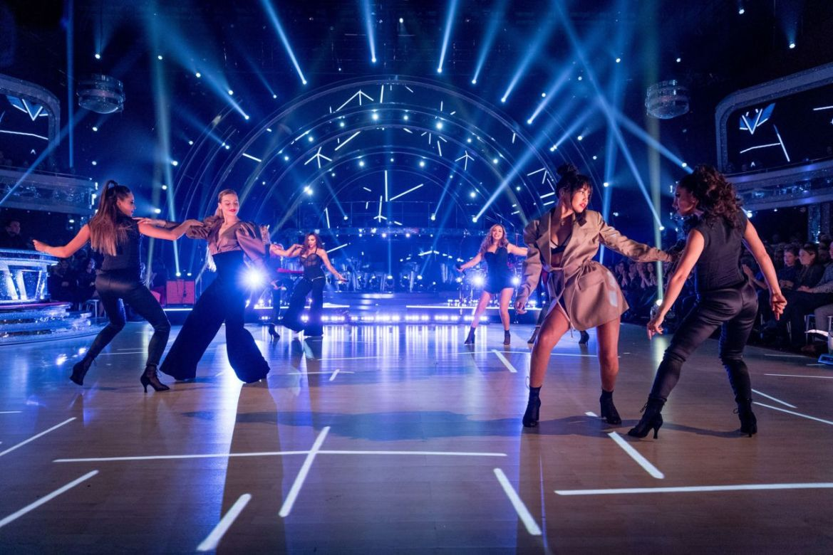 Little Mix – Strictly Come Dancing in London 12/09/2018