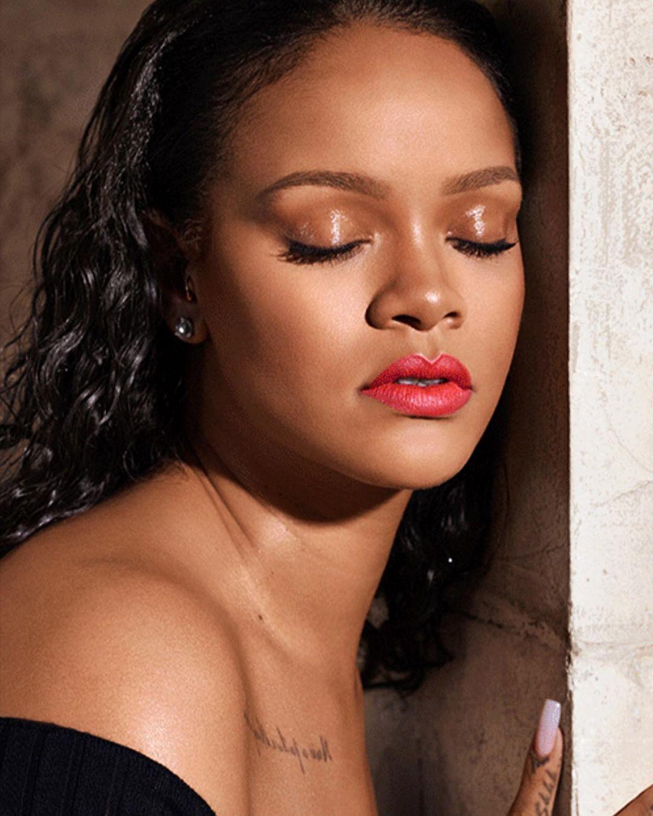 Rihanna  Fenty Beauty Mattemoiselle 2018