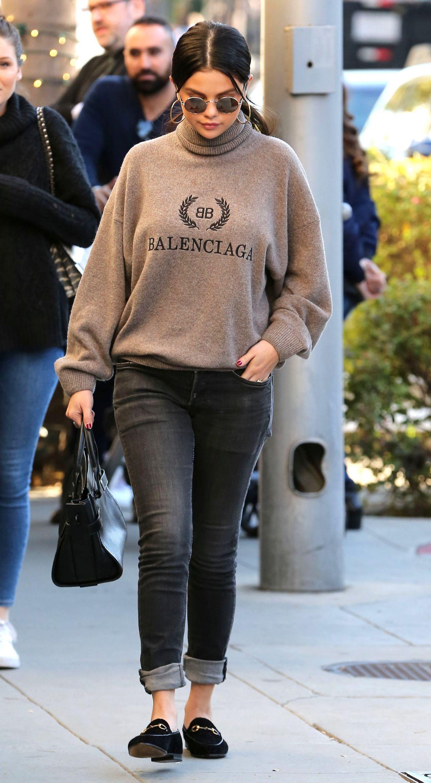 Selena Gomez Street Style 12292018