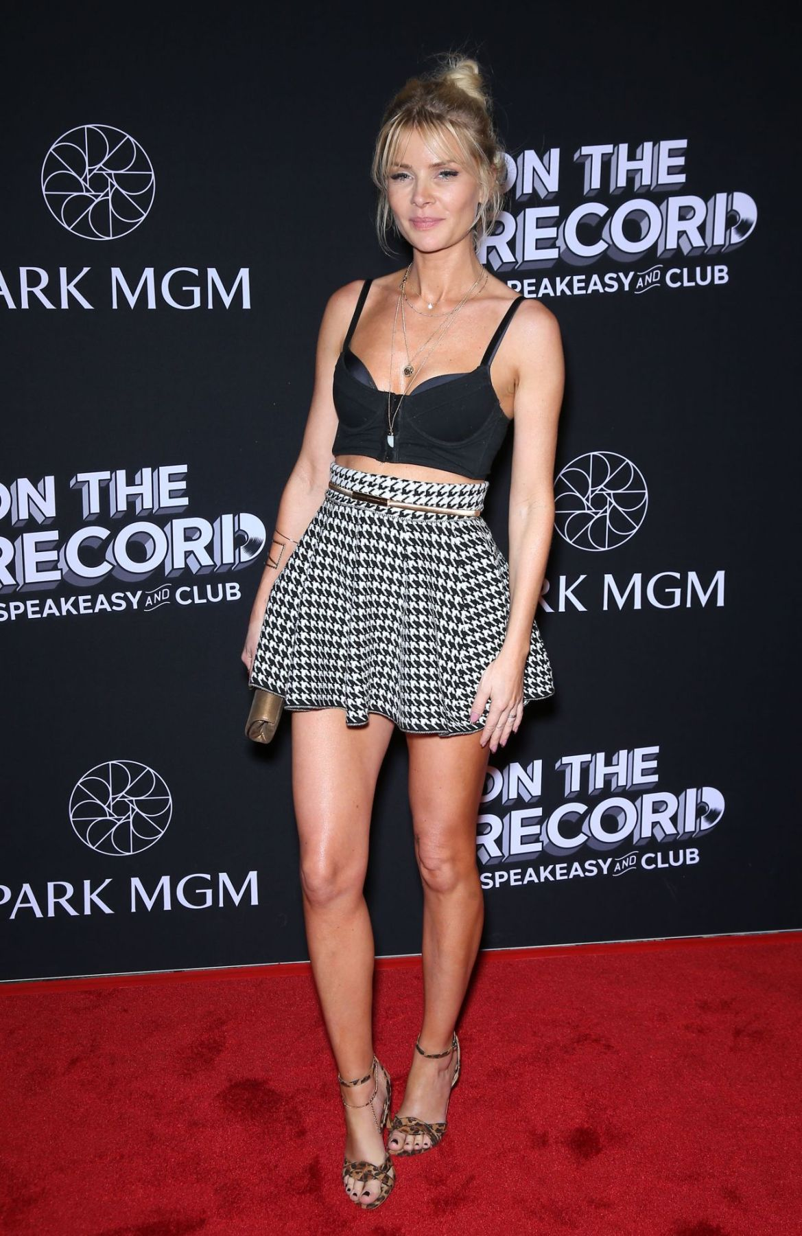 Anita Green – On The Record Grand Opening in Las Vegas