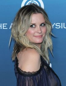 Bonnie Somerville Art Of Elysium 12th Annual