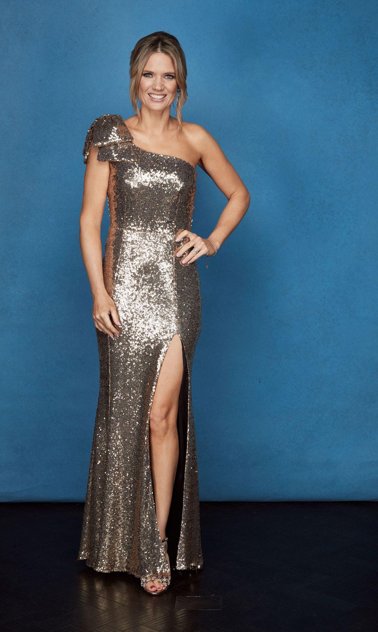 Charlotte Hawkins  National Television Awards 2019