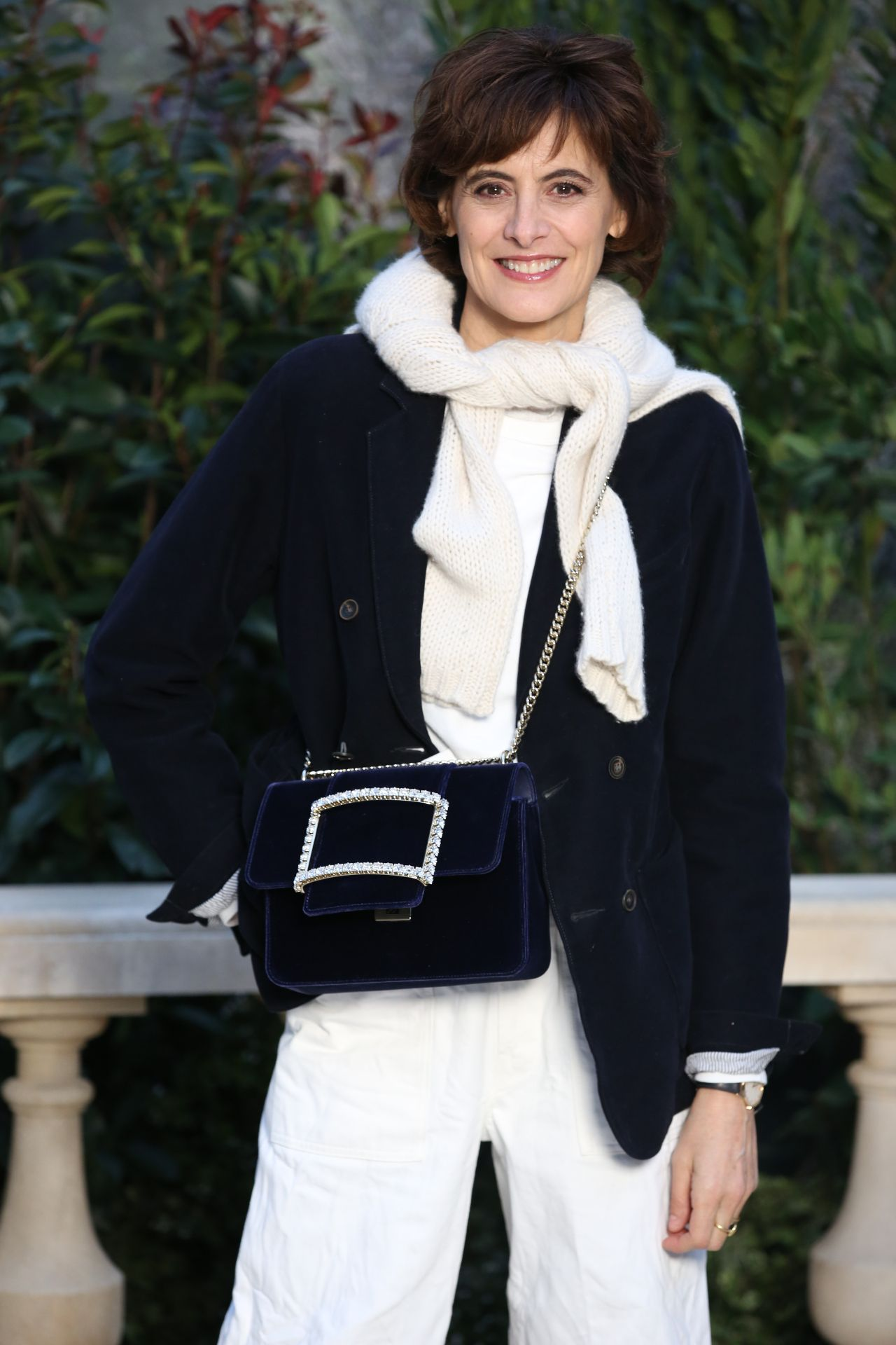 Ines De La Fressange 2019 : fressange, Inès, Fressange, Chanel, Paris, 01/22/2019, CelebMafia