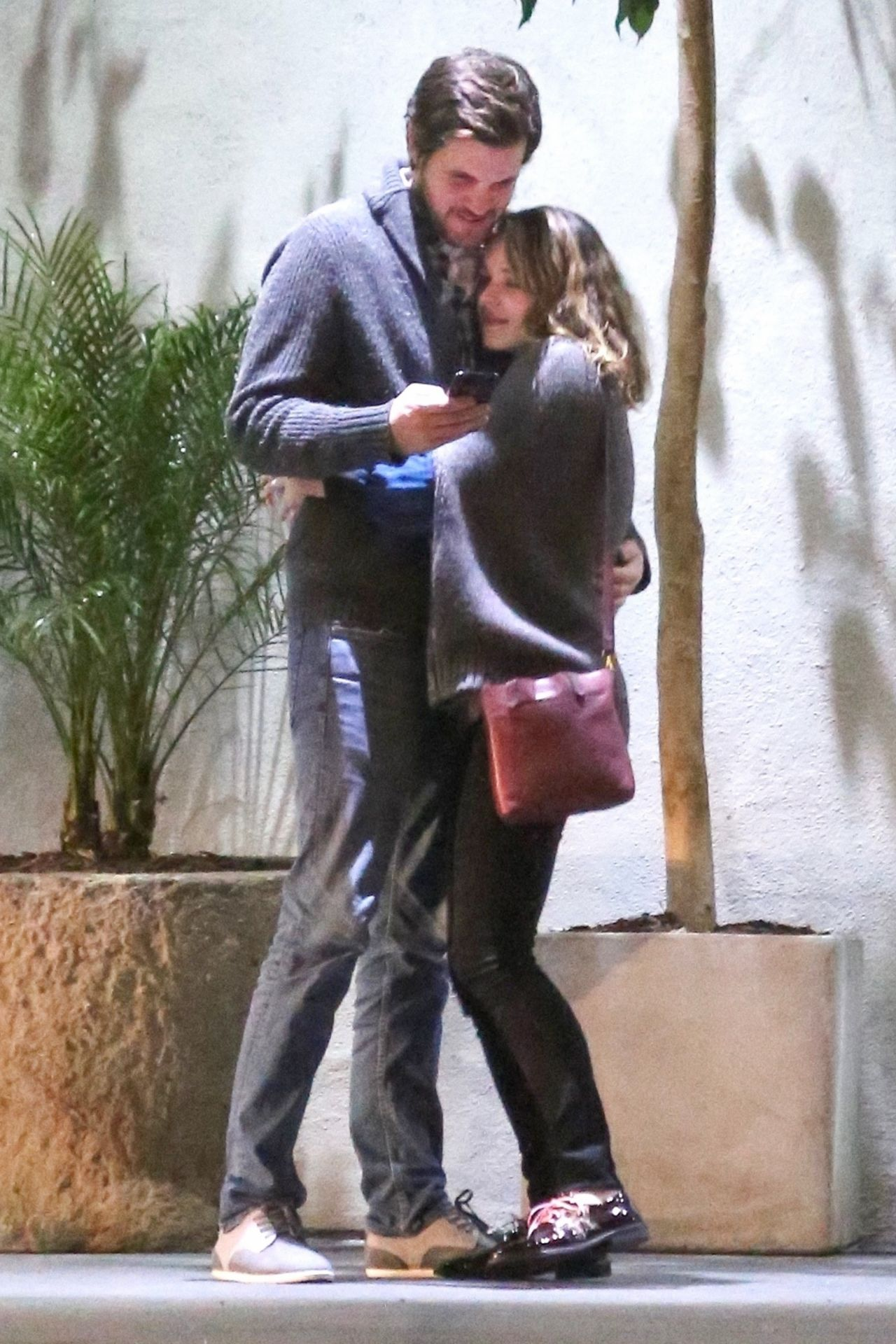 Rachel McAdams and Jamie Linden  Out in Los Angeles 12292018
