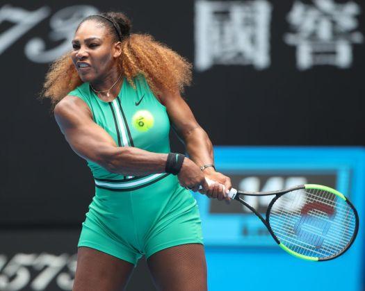 Serena Williams - Australian Open 01/15/2019