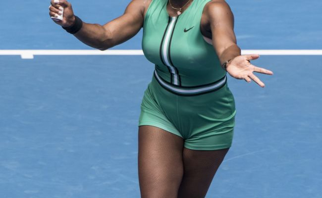 Serena Williams Australian Open 01 15 2019