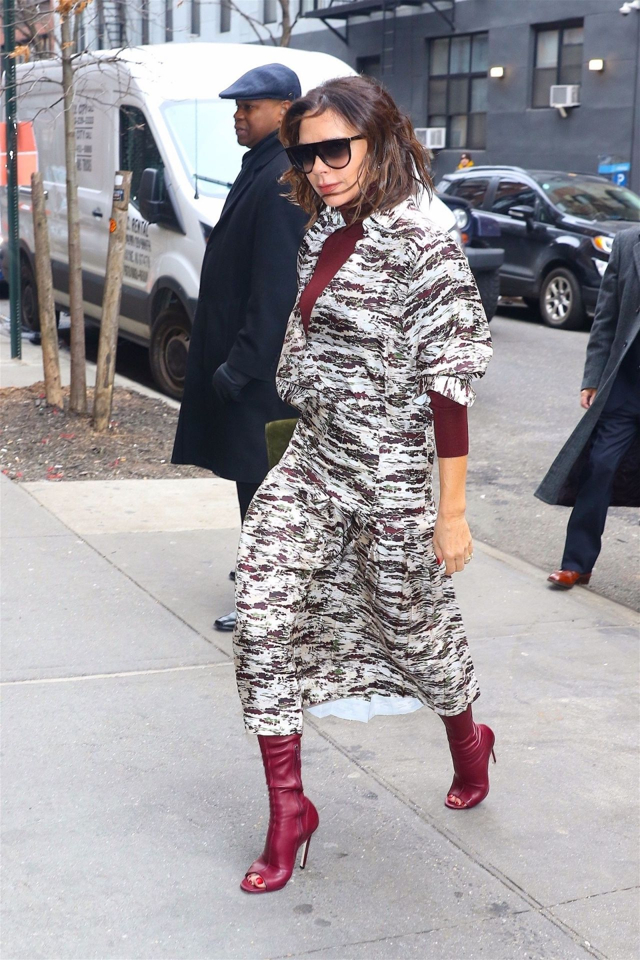 Victoria Beckham is Stylish 01232019