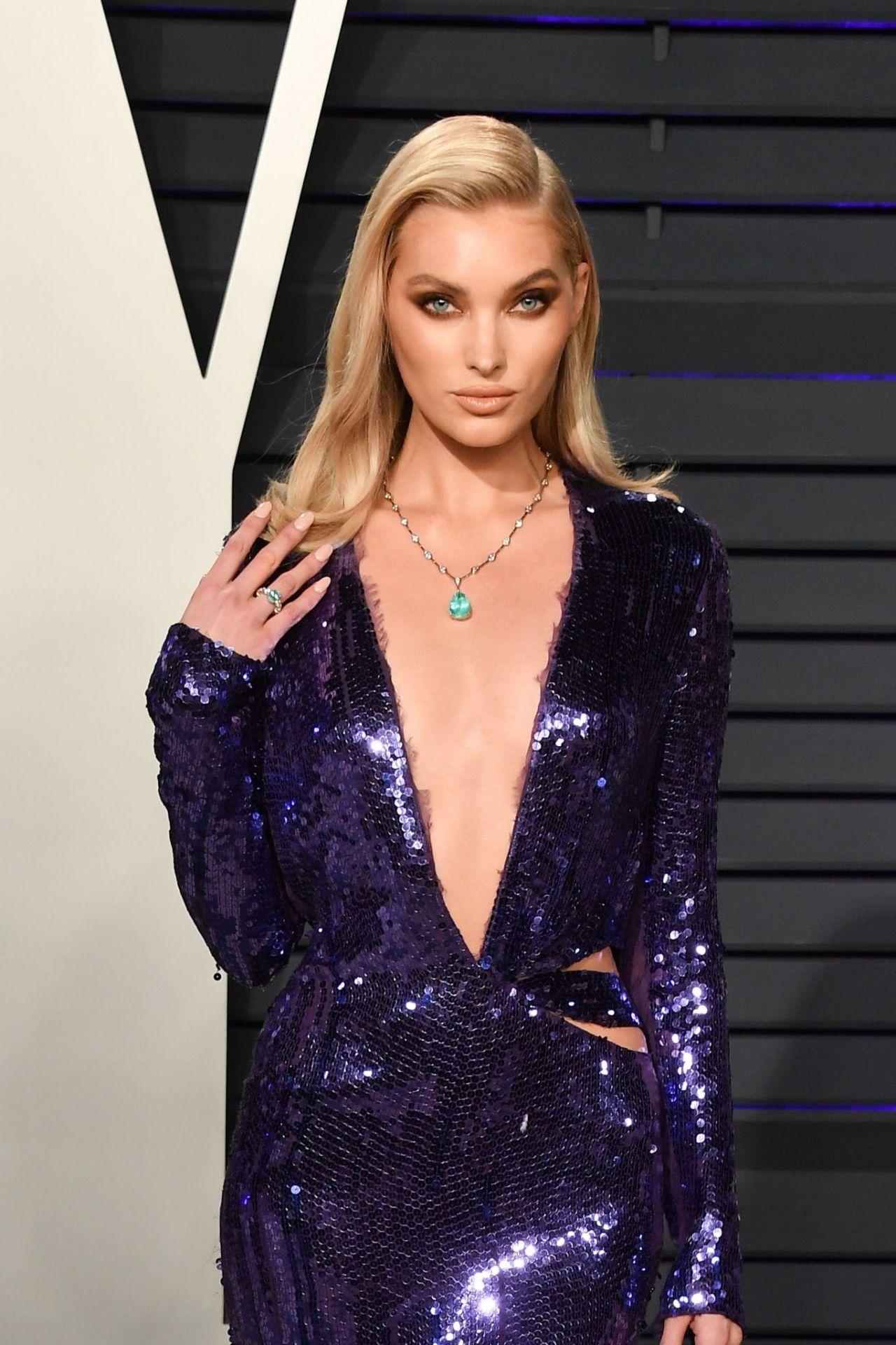Elsa Hosk 2019 Vanity Fair Oscar Party
