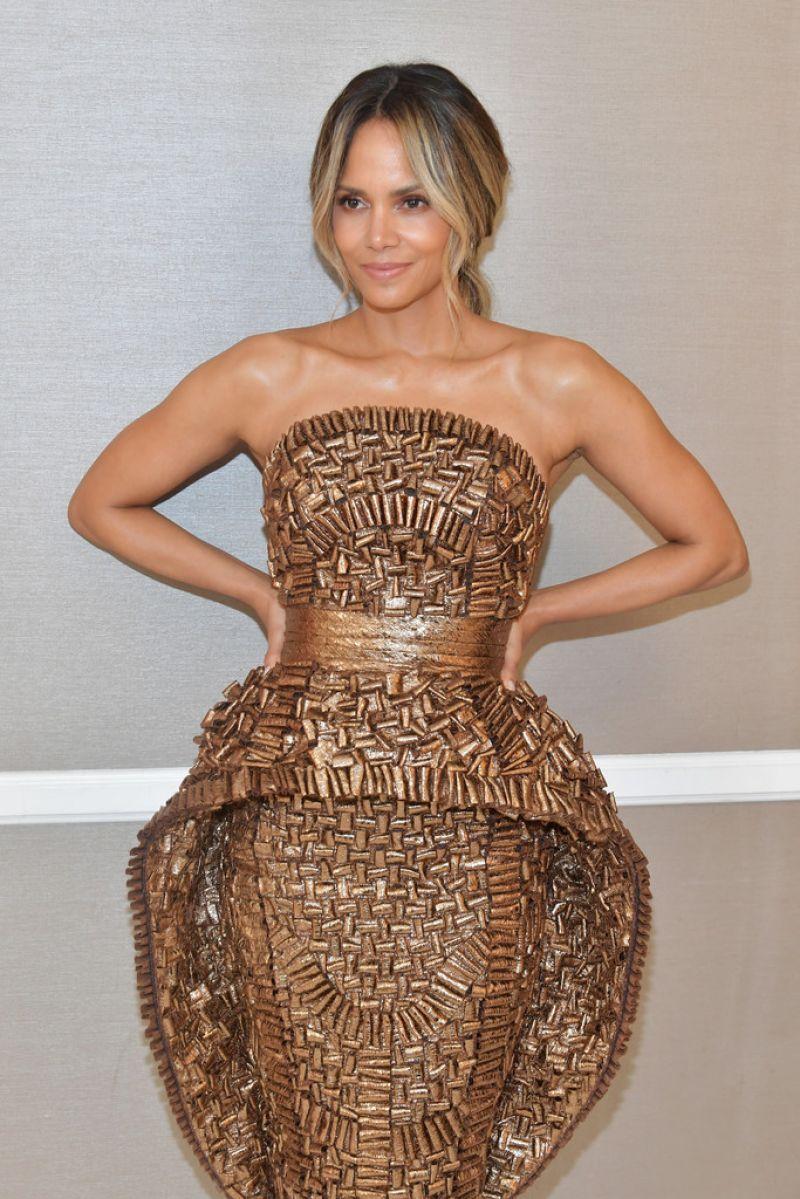 Halle Berry  2019 Costume Designers Guild Awards