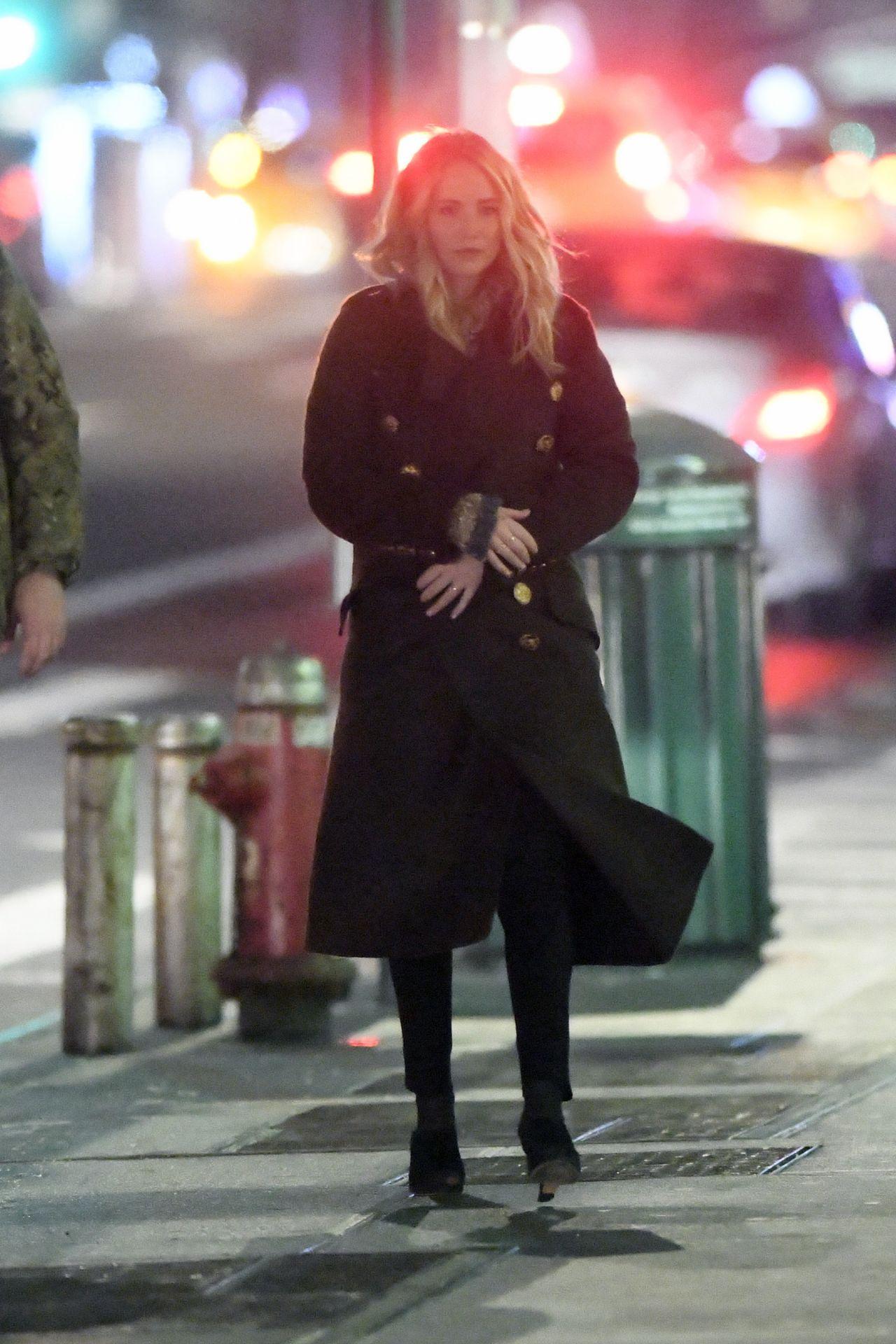 Jennifer Lawrence Night Out  NYC 02022019
