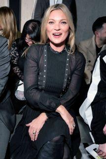 Kate Moss Longchamp Fashion Show In Nyc 02 09 2019
