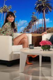 Kendall Jenner no The Ellen DeGeneres Show em Burbank 02/08/2019