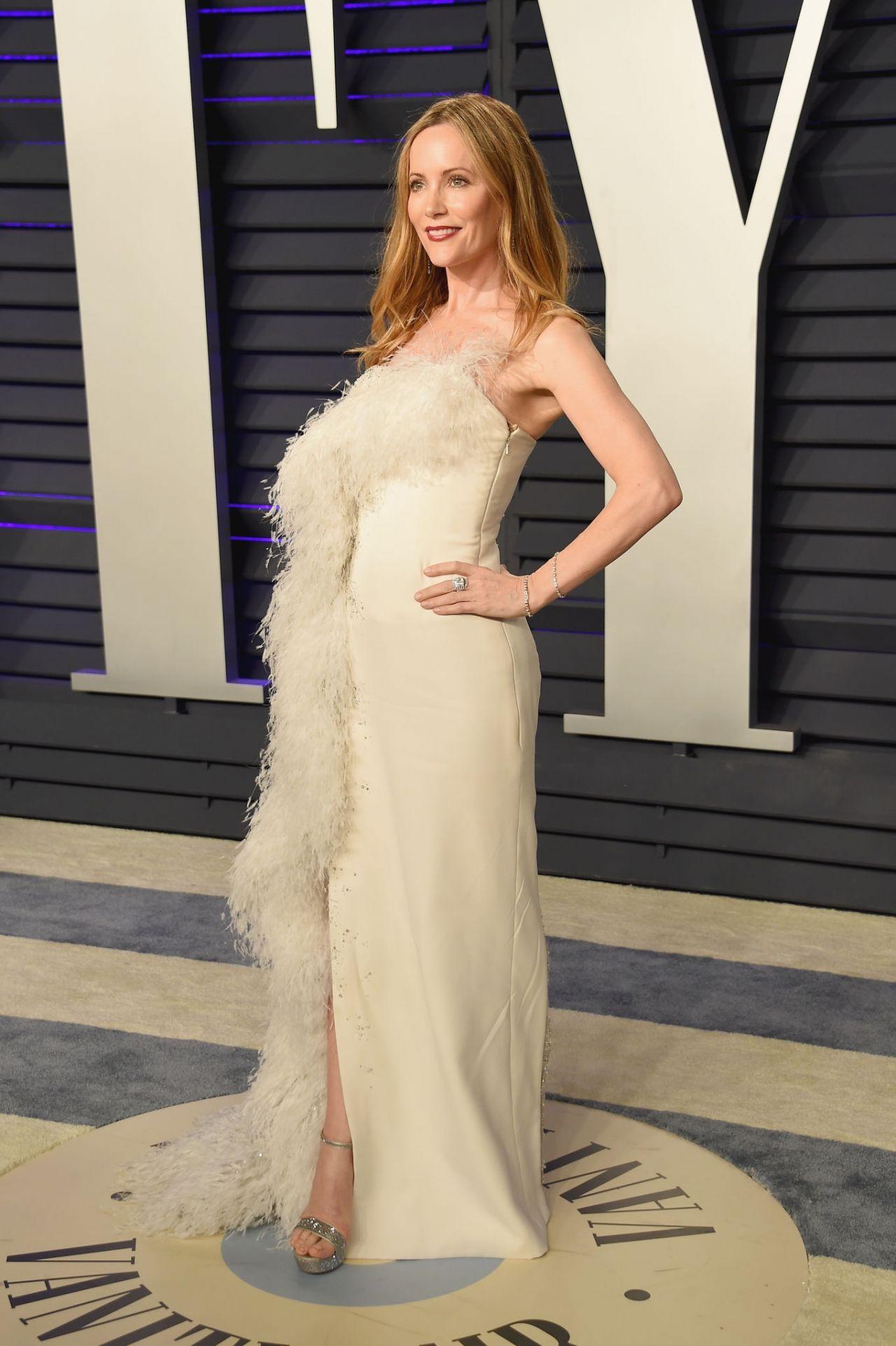 Leslie Mann  2019 Vanity Fair Oscar Party