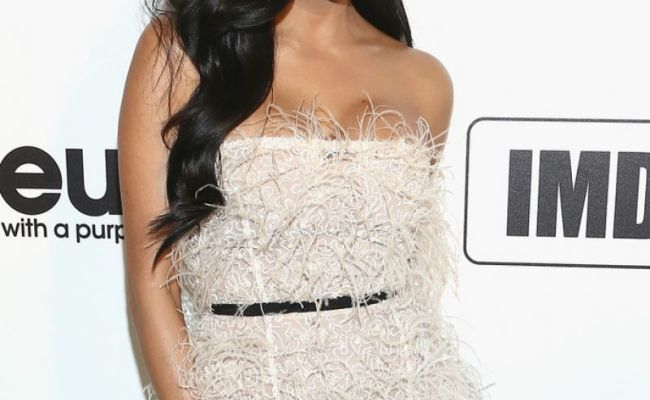 Nicole Scherzinger 2019 Elton John S Oscars Viewing Party