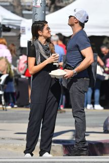 Nikki Reed And Ian Somerhalder - In Studio City 02 25 2019