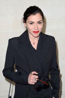 Olivia Ruiz - Guy Laroche Fashion Show In Paris 02 27 2019