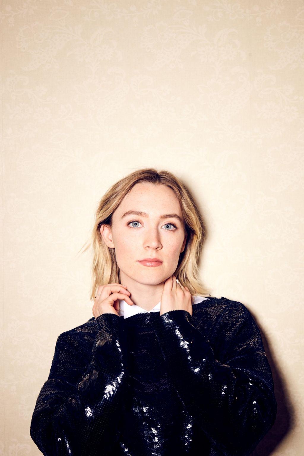 Saoirse Ronan  Focus Magazine Russia February 2019