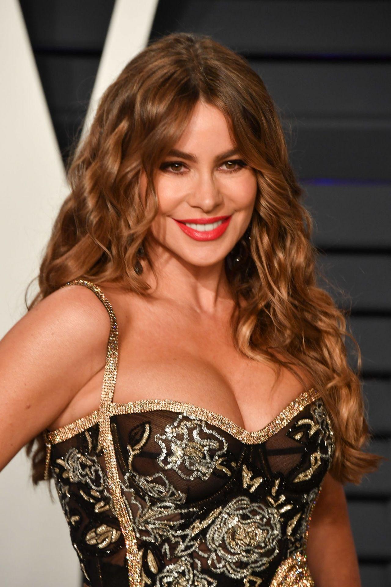 Sofia Vergara  2019 Vanity Fair Oscar Party