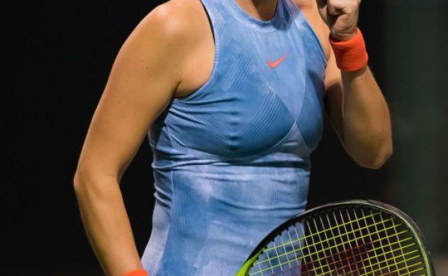 Belinda Bencic Indian Wells Masters 03 09 2019