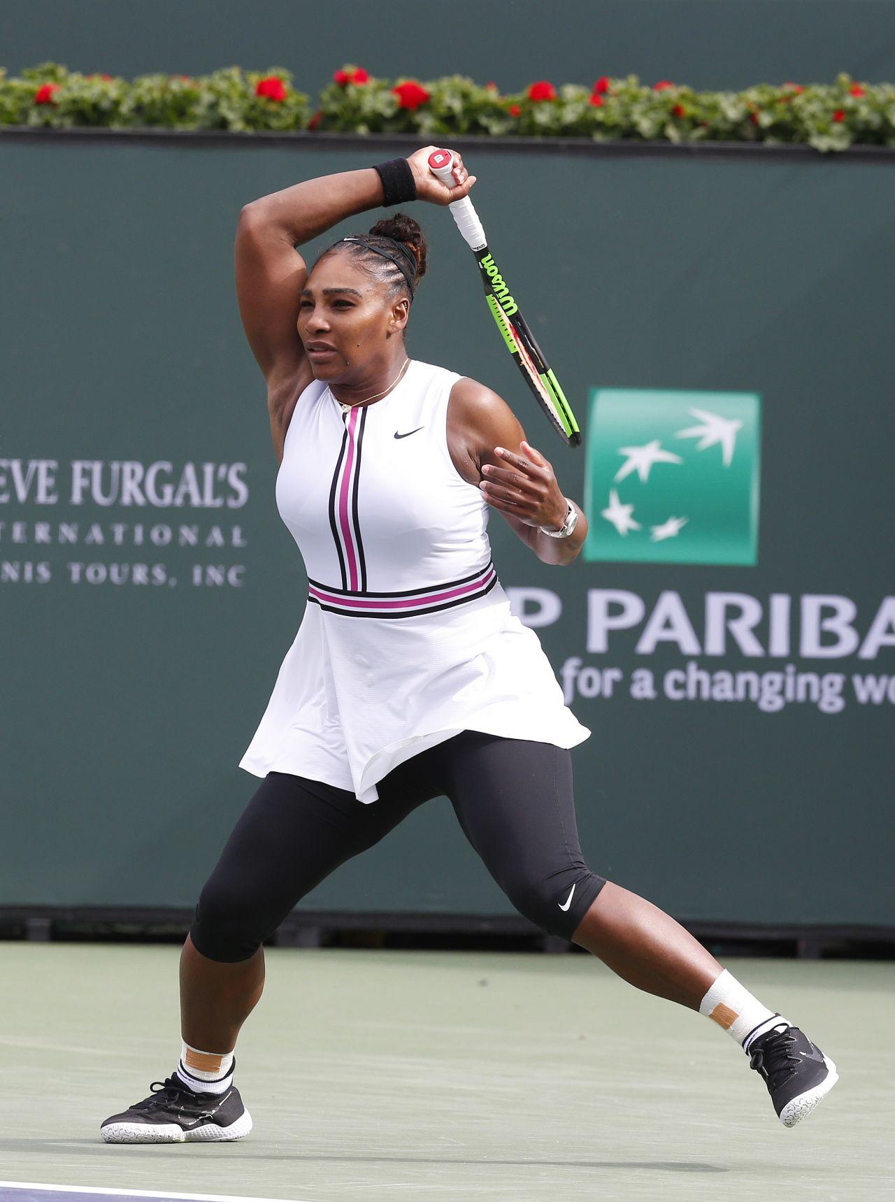 Serena Williams  Indian Wells Masters 03102019