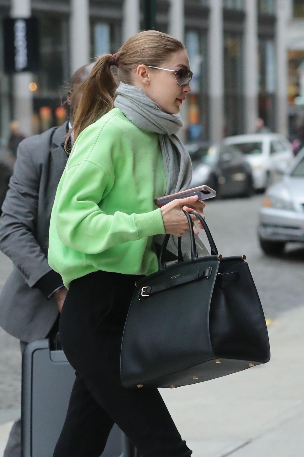 Gigi Hadid Style 2019
