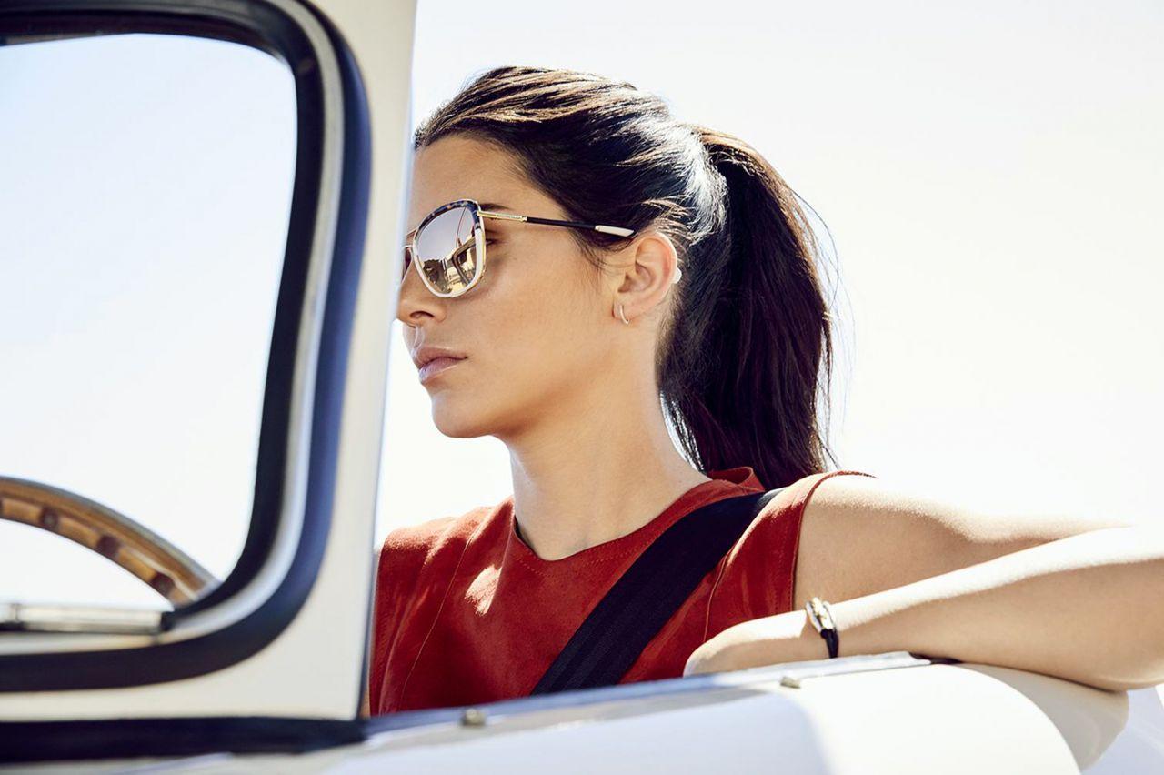 Kendall Jenner  Longchamp Spring Summer 2019 Photoshoot