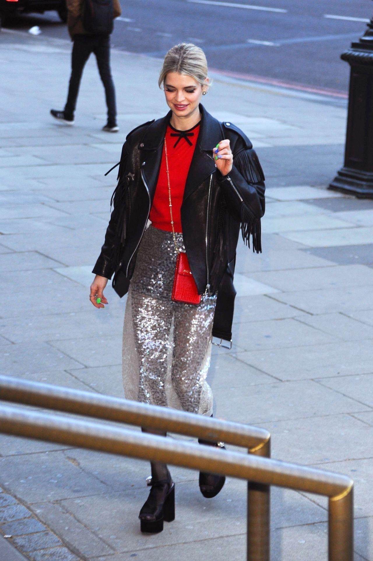 Pixie Geldof  Mary Quant Exhibition in London 04032019