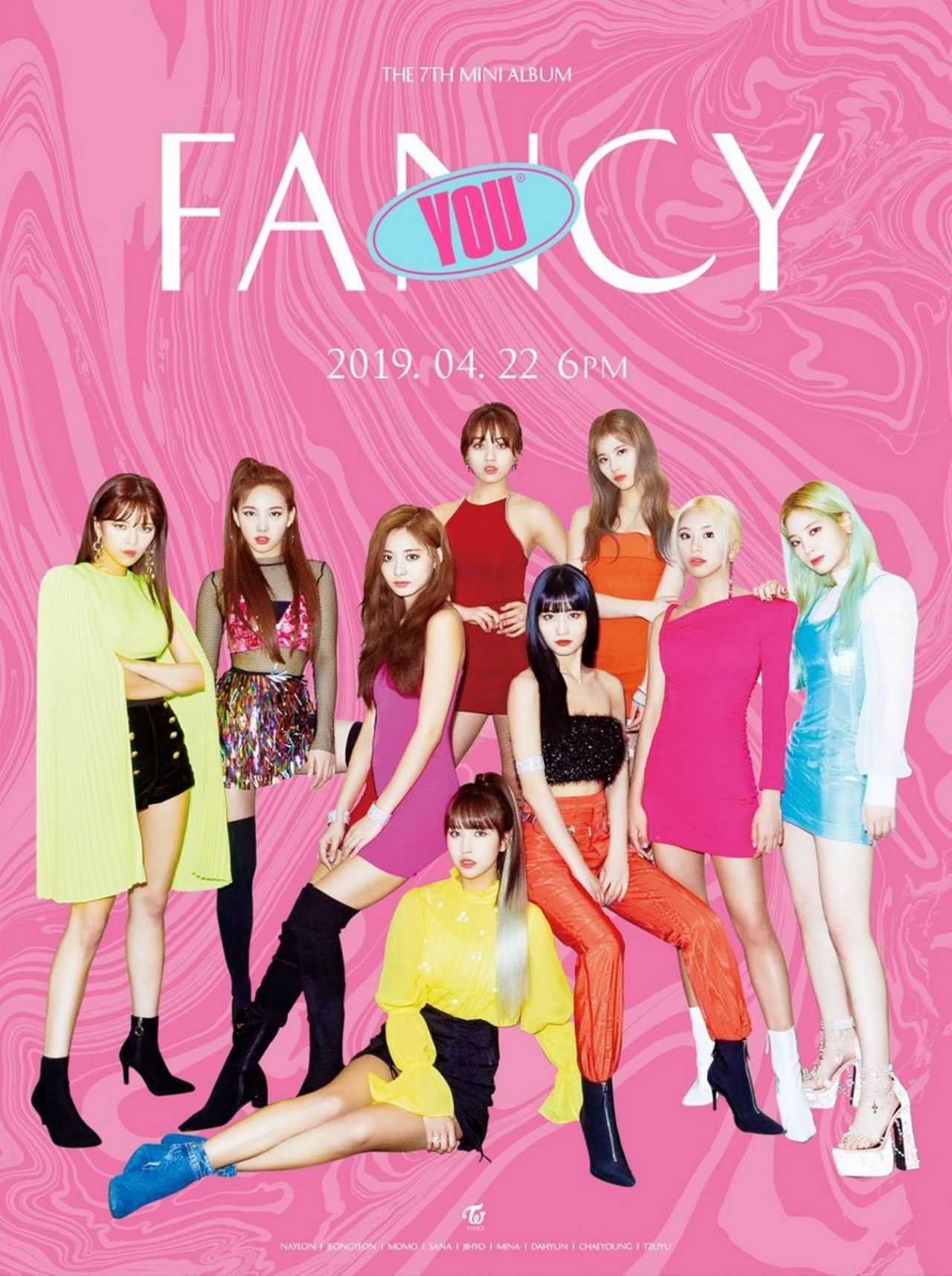 Twice Fancy You Photos 2019