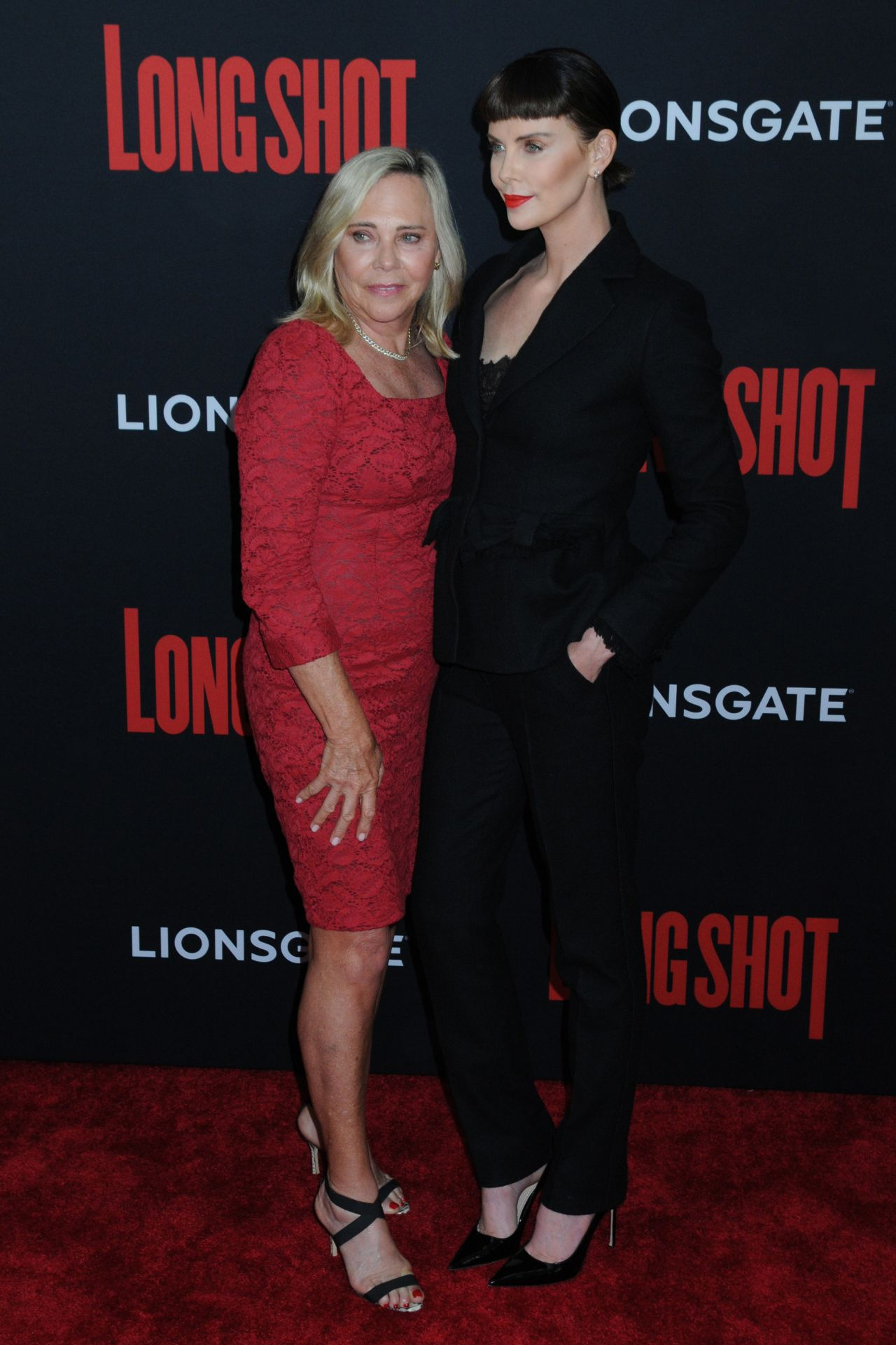 Charlize Theron  Long Shot Premiere in NYC