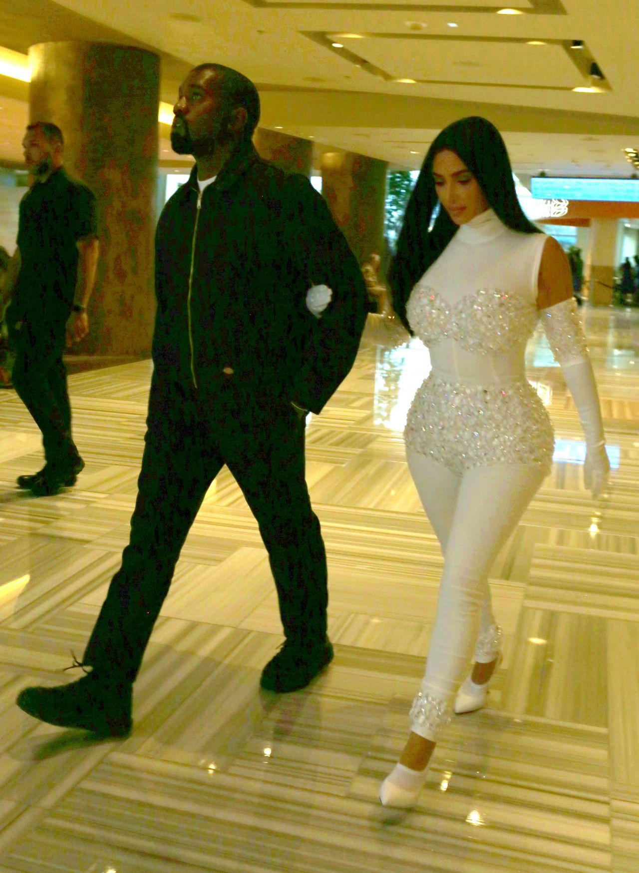Kim Kardashian  Celine Dions Concert in Las Vegas 05262019