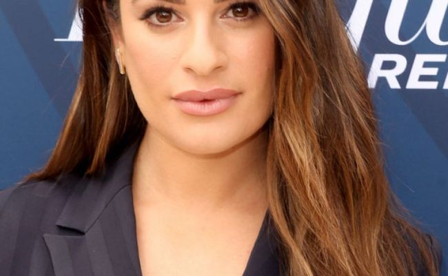 Lea Michele Thr S Empowerment In Entertainment Event 2019