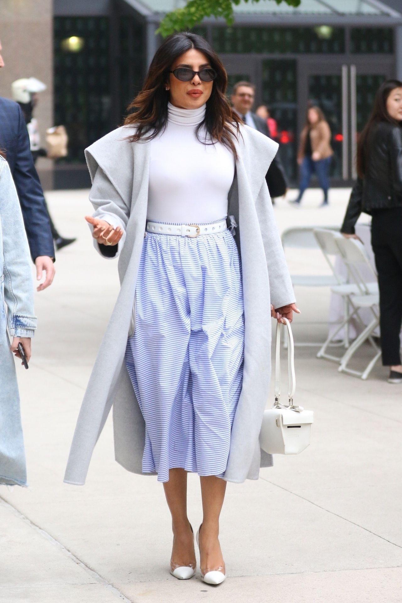 Priyanka Chopra Out In New York City 05092019