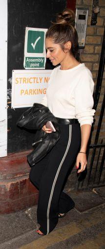 Cheryl Tweedy Night Style - Mayfair London 06 24 2019
