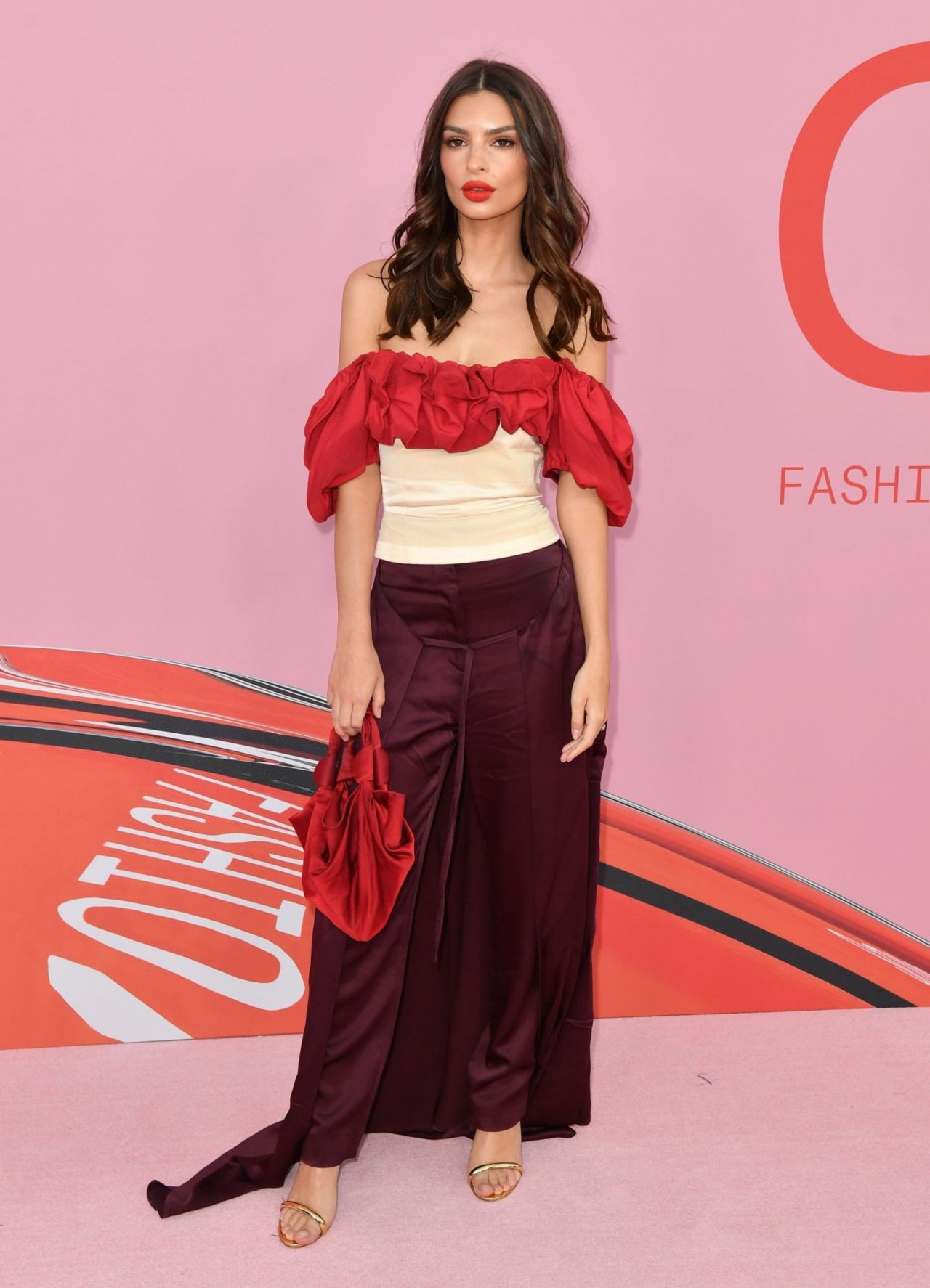Emily Ratajkowski  2019 CFDA Fashion Awards in NYC