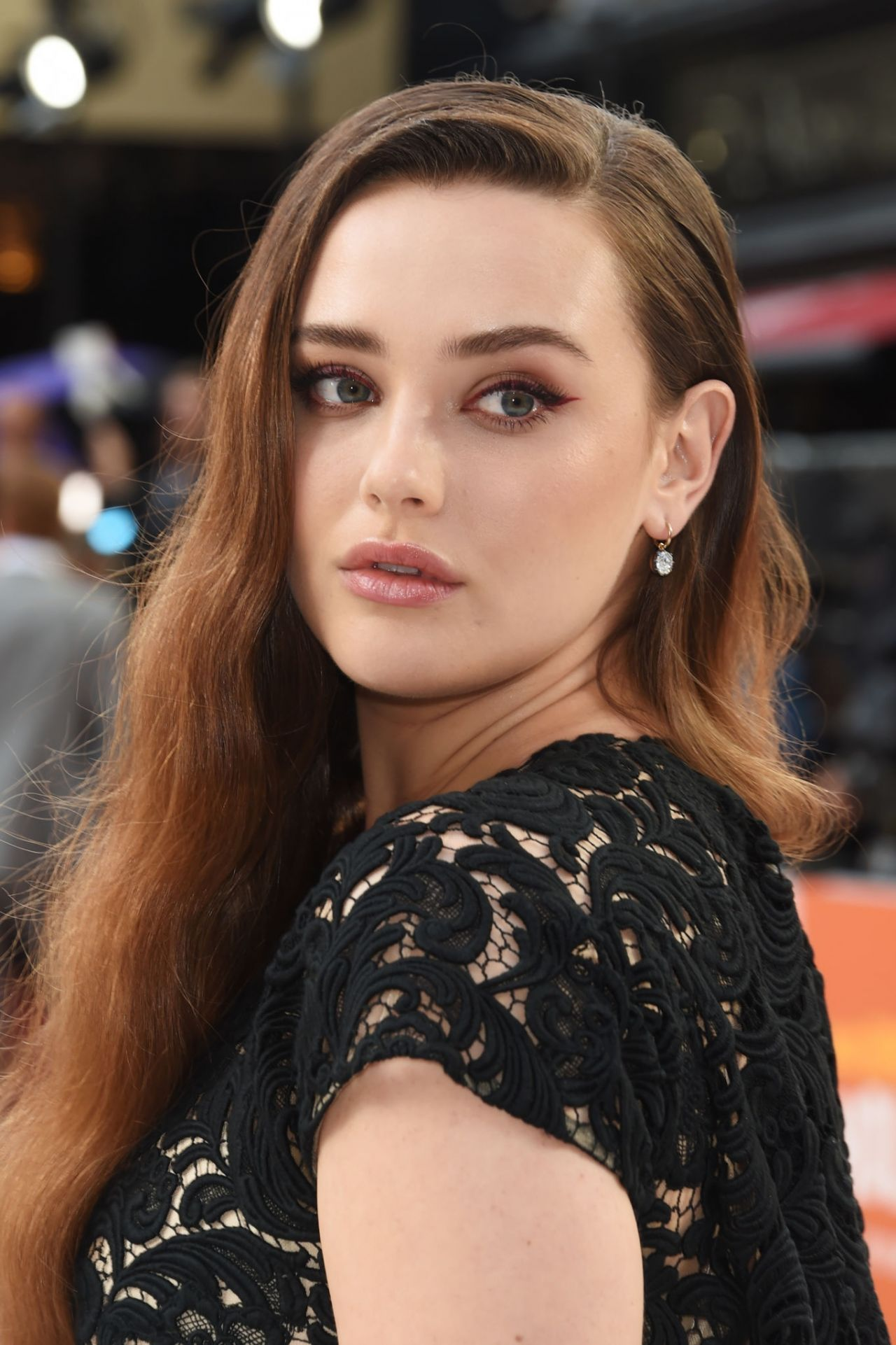 """Katherine Langford – """"Once Upon a Time in Hollywood"""" Premiere in London • CelebMafia"""