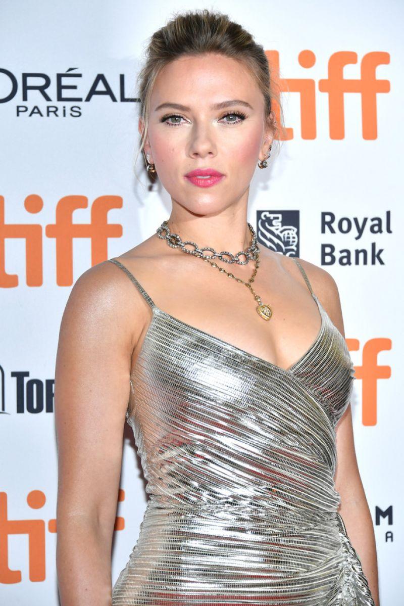 ผลการค้นหารูปภาพสำหรับ Scarlett Johansson TIFF 2019 jojo