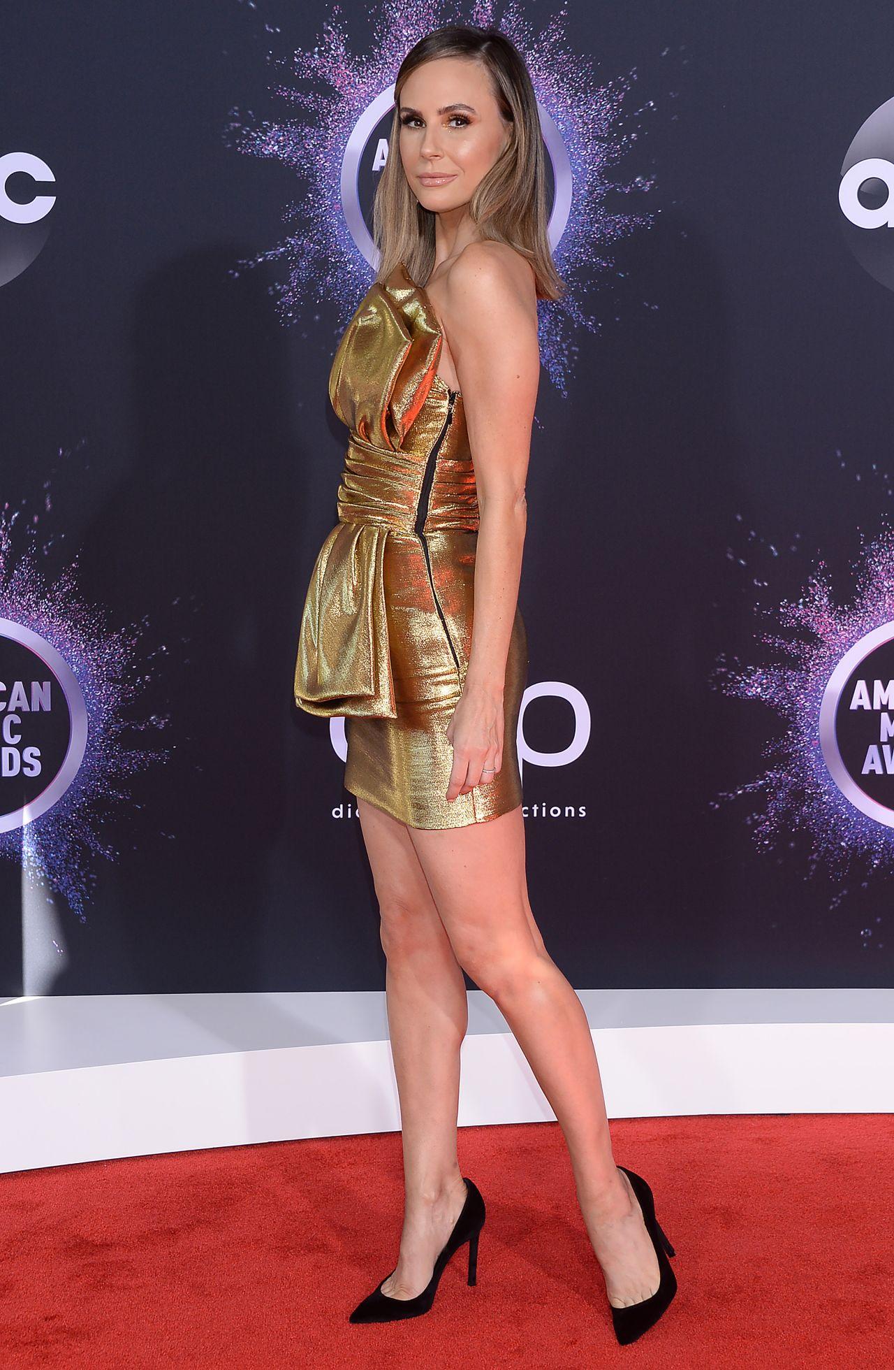 Keltie Knight American Music Awards At Microsoft