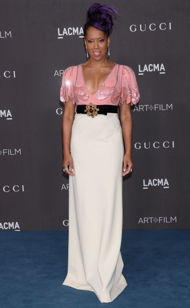 Image result for REGINA KING AT THE LACMA ART + FILM GALA, 2019