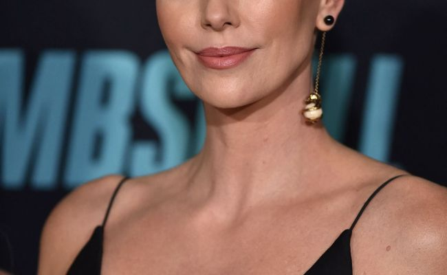 Charlize Theron Bombshell Special Screening In Westwood