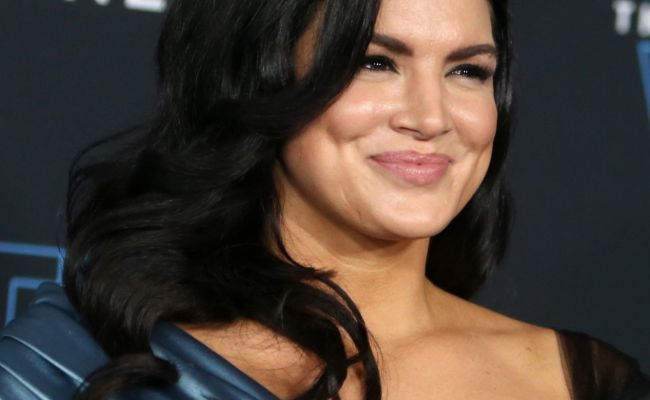 Gina Carano Star Wars The Rise Of Skywalker Premiere