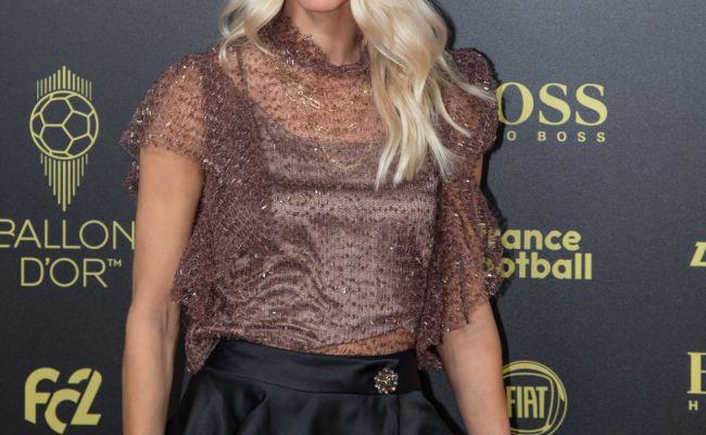 Sofia Jakobsson Ballon D Or France Football 2019 Award