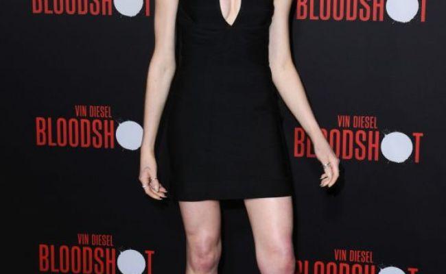 Katherine Mcnamara Bloodshot Premiere In La