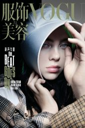 Billie Eilish - Vogue China June 2020 Cover and Photos